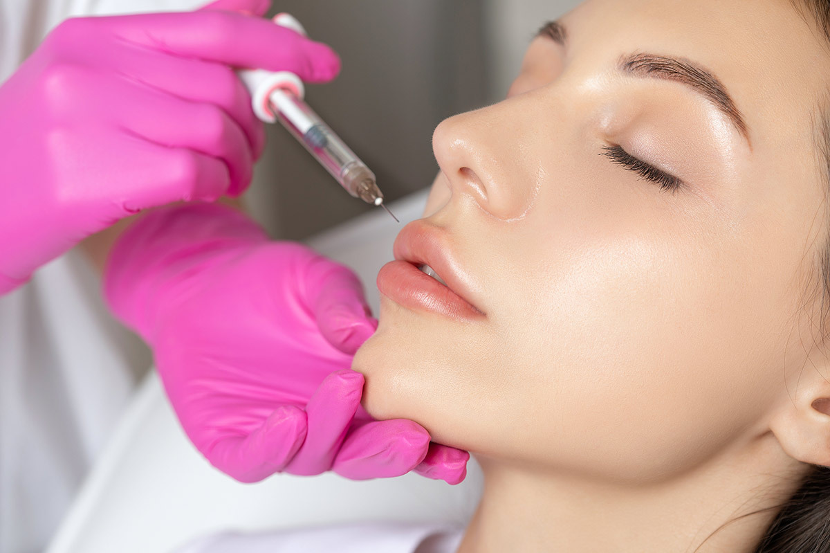 Heard All the Buzz About the BOTOX Lip Flip? Here's What it Can and Can't Do.